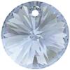 Swarovski 6428 Xilion Rivoli Pendant Crystal Blue Shade 6mm