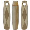 Swarovski 6460 Column Pendant Crystal Golden Shadow 20mm