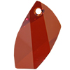 Swarovski 6620 Avant-Garde Pendant Crystal Red Magma 30mm