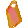 Swarovski 6670 De-Art Pendant Crystal Astral Pink 18mm