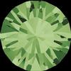 Swarovski 1028 XILION Chaton Peridot PP10