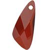 Swarovski 6690 Wing Pendant Crystal Red Magma 39mm