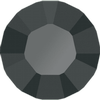 Swarovski 1028 XILION Chaton Jet Hematite (Unfoiled) PP10