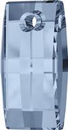 Swarovski 6696 Urban Pendant Denim Blue 30mm
