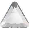 Swarovski 2711 Triangle Hotfix Crystal 3.3mm