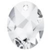 Swarovski 6911 Kaputt Oval Pendant Crystal 26mm