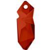 Swarovski 6913 Kaputt Pendant Crystal Red Magma 28mm