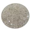 Swarovski 72010 Crystal Rocks Washable Circle 30 mm Crystal Silver Shade