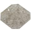 Swarovski 72012 Crystal Rocks Washable Octagon 22 mm Silver Shade