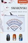 Swarovski Nail Art Crystal Transfers - Romantic Set 1