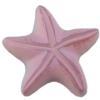 German Starfish Cabochons Indicolite Chili Pepper Matte 15 mm