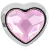 Swarovski 81951 - Becharmed Heart Bead Rosaline