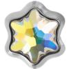 Swarovski 81961 - Becharmed Edelweiss Bead Crystal AB
