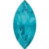Alora Austrian Crystal 420 Navette Fancy Stone Aquamarine 10x5mm