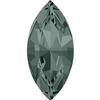 Alora Austrian Crystal 420 Navette Fancy Stone Black Diamond 10x5mm