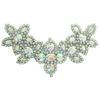 Rhinestone Applique Crystal AB