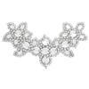 Rhinestone Applique Crystal