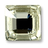Swarovski 2483 Classic Square Flat Back Crystal 10mm
