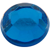 Acrylic (Plexiglas) Flatback Rhinestones Round Faceted 15mm