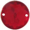 Sew on Acrylic Rhinestones 11mm Ruby