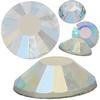 Spark Flat Back Rhinestone Crystal AB SS12