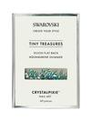 Swarovski Crystalpixie Tiny Treasures Xilion Flat Back Aquamarine Shimmer
