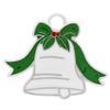 Enameled Bell Charm