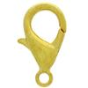 Lobster Clasp 15x7mm Gold