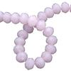 Spark Briolette Beads Rose Water Opal 8mm