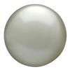 Round Pearl Bead (Drilled) 12mm Cream