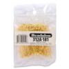 Head Pins, 2.0 in (50.8 mm), Fancy, Gold Color, 144pcs
