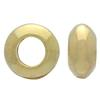 Gold Plated Spacer Bead 6MM
