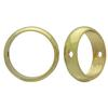 Gold Plated Bead Frame 11mm Diameter