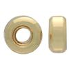 Gold Plated Spacer Bead 5MM