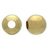 Gold Plated Bead 04MM