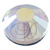 Spark Hotfix Rhinestone Crystal AB SS10