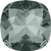 Swarovski 4470 Cushion Cut Square Fancy Stone Black Diamond 8mm
