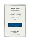 Swarovski Crystalpixie Tiny Treasures Crystal Caviar Blue