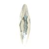 Spark Navette Flat Back Crystal 11x3mm