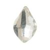 Spark Flame Flat Back Crystal 8x5mm
