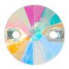 Spark Rivoli Sew-on Crystal AB 10mm