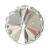 Spark Rivoli Round Stone Crystal 12mm