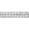 Rhinestone Iron On Banding Crystal 3/4""