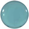 Acrylic (Plexiglass) Round Shaped Cabochon 15mm Aqua