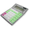 Blinged Calculator Pink/Green Buttons