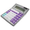 Blinged Calculator Purple/Turquoise Buttons