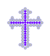 Iron On Transfer - Cross