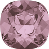 Swarovski 4470 Cushion Cut Square Fancy Stone Crystal Antique Pink 8mm