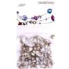 Swarovski Assorted Crystal Fancy & Chaton Rhinestone Mix