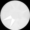 Swarovski 2088 XIRIUS Rose Flat Back Crystal Electric White SS12